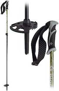 Black Diamond FlickLock Adjustable Probe Pole