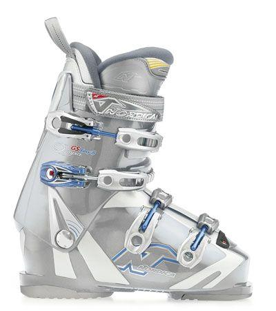 '08 Nordica Olympia GS Easy 8 Women's Ski Boots