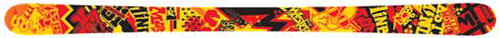 '11 Line Mastermind All Mountain Freestyle Skis