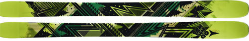 '12 Atomic Access All Mountain Freeride Skis