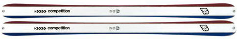 '13 K2 50th Anniversary Recoil Comp Freestyle Skis