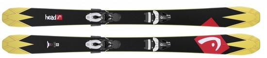 '14 Head Ethan Too Junior Freeride Skis