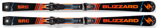 '17 Blizzard SRC Racing Ski w/Marker XCELL 14 Binding