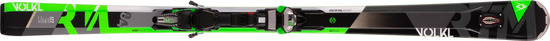 '17 Volkl RTM 84 UVO All Mountain Skis w/WR XL 12.0D Bindings
