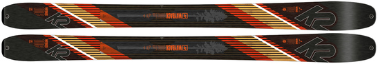 '19 K2 Wayback 106 Backcountry Skis