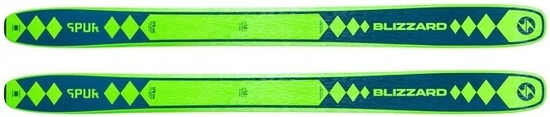 '21 Blizzard Spur Powder Skis