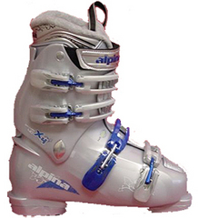 '09 Alpina X4L Ladies Ski Boot