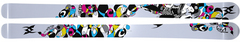 '10 Volkl Aura Women's Freeride Powder Skis