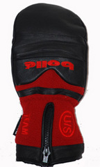 Bolle Ladies Fleece and Leather Ski Mitt