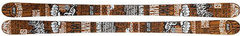 '13 Line Stepup Expert Level Freestyle Skis