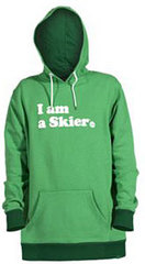 '16 Line I am a Skier Pullover Hoodie