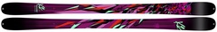 '15 K2 MissConduct Women's Freestyle/All Mountain Skis