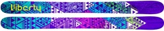 '16 Liberty Genesis Women's Powder Skis