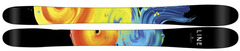 '17 Line Pandora 110 Women's Freeride/Powder Skis