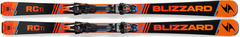'17 Blizzard RC Ti Racing Ski w/Marker TCX 12 Binding