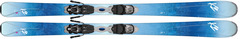 '17 K2 Luv 75 Women's Skis w/ERP 10 Bindings