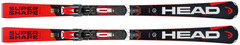 '17 Head i.Supershape Rally Skis w/PRX 12 Bindings
