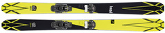 '17 Head Cyclic 115 All Mountain Freeride Skis