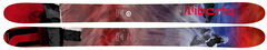 '18 Liberty Joe Schuster Pro Model Powder Skis