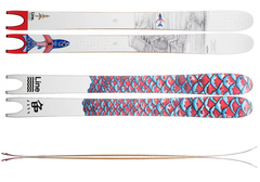 '19 Line Pescado Powder Skis