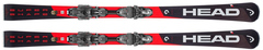 '19 Head i.Supershape Rally Skis w/PRD 12 Bindings