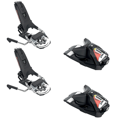 '19 Look Pivot 14 GW Freeride Ski Black Bindings